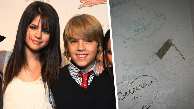 Selena Gomez admitted to crushing on Cole Sprouse