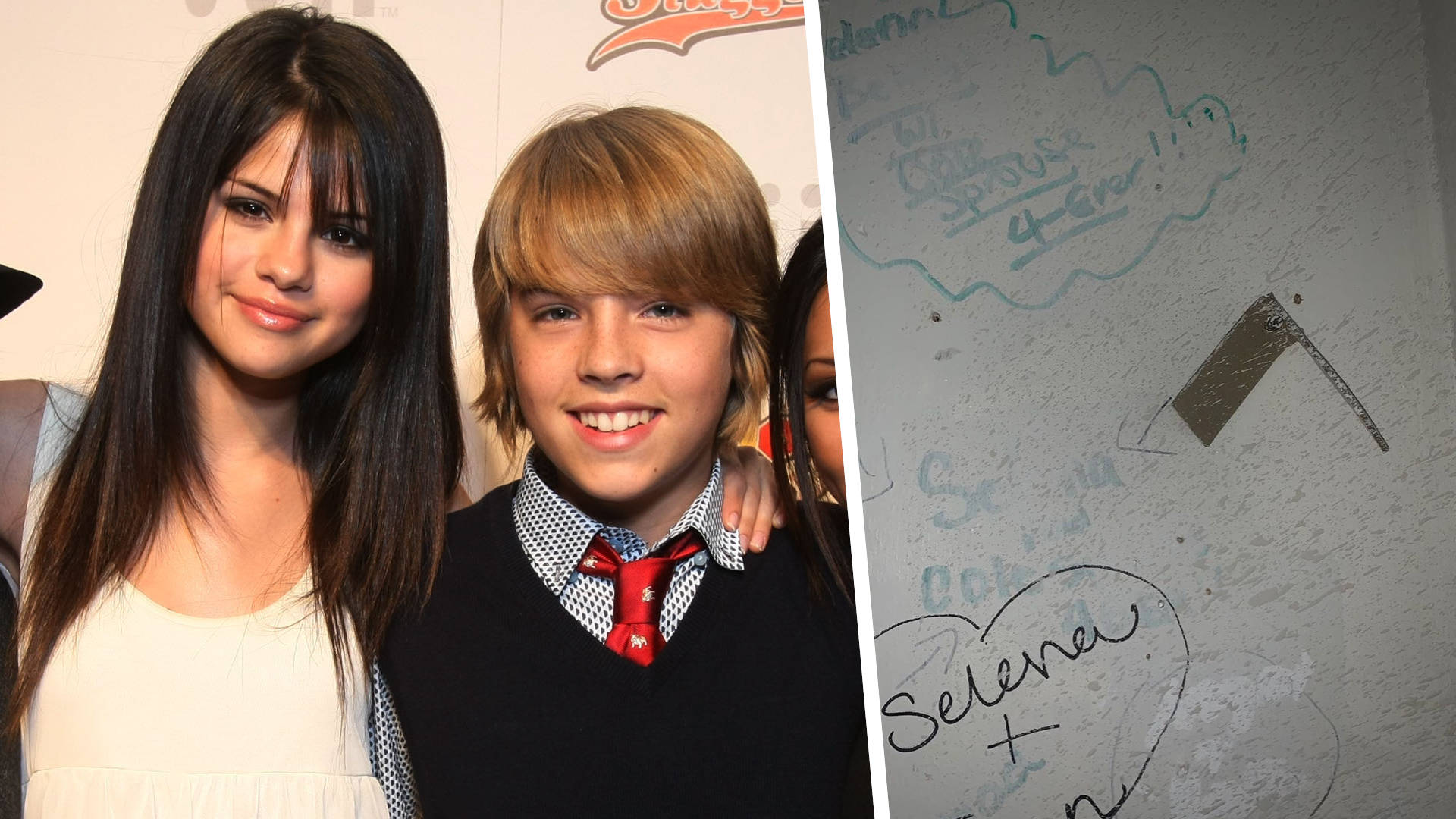 Cole Sprouse Reacts To Selena Gomez Crushing On Him