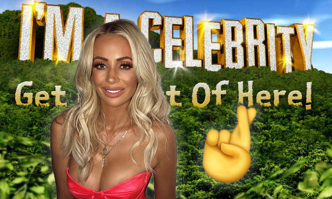 Olivia Attwood confirms she's in talks for 'I'm A Celeb'