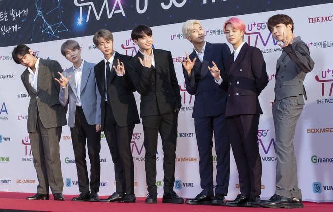 BTS are back!