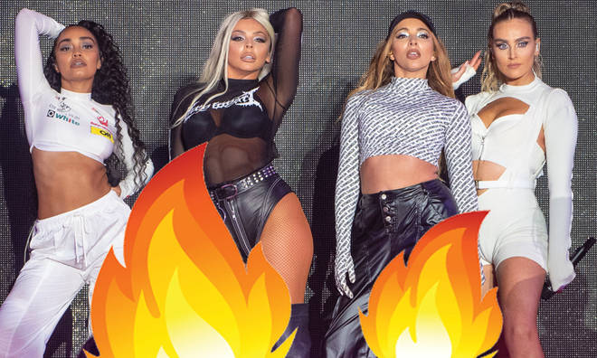 Little Mix's LM5 tour outfits are a whole mood