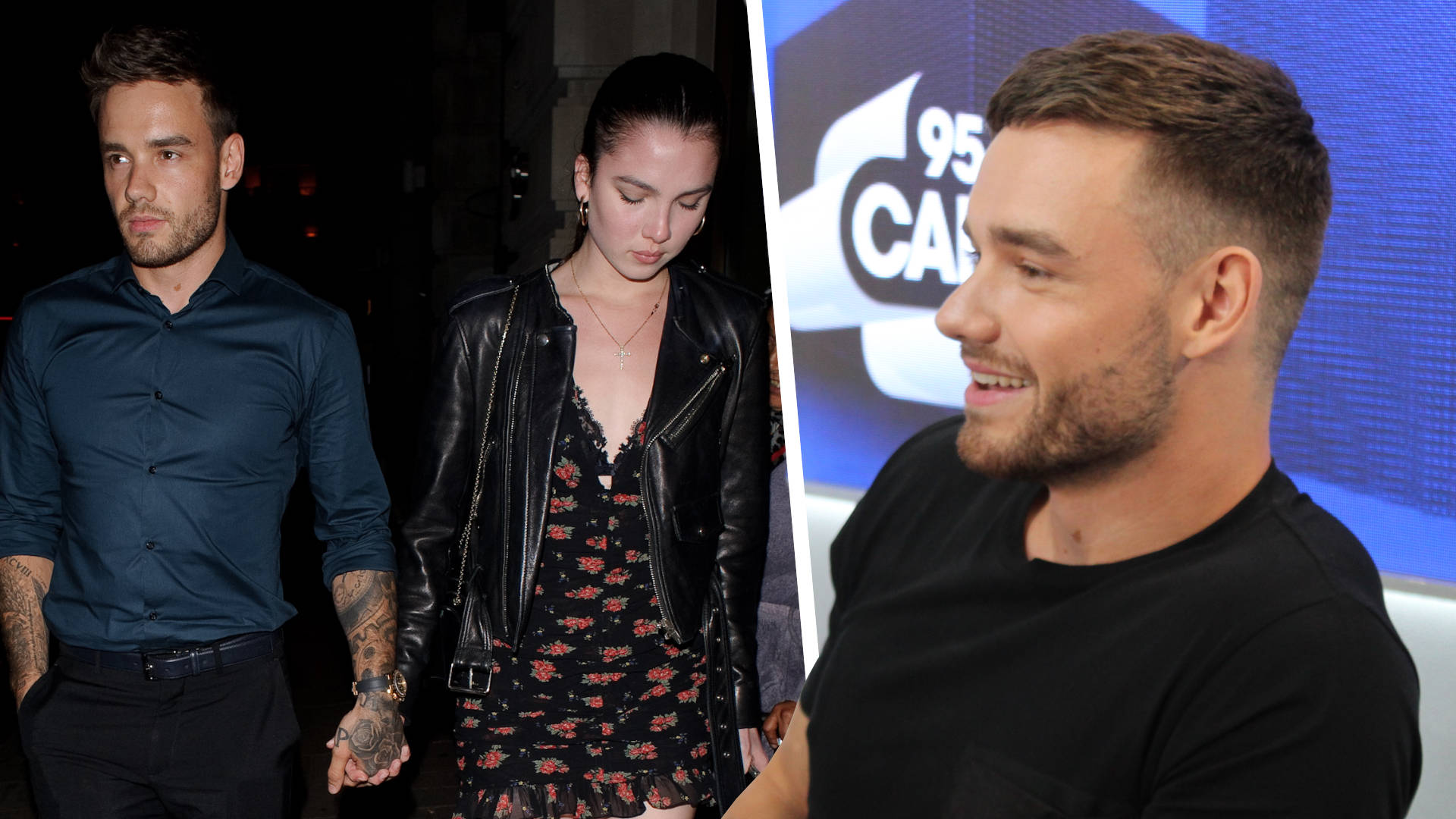 WATCH: Liam Payne Discusses His Happiness With New Girlfriend, Maya Henry