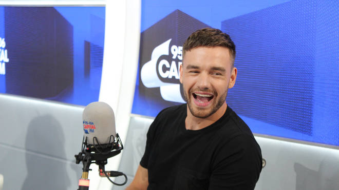 Liam Payne joined Capital Breakfast with Roman Kemp
