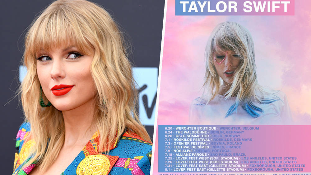 Is Taylor Swift Really Touring 'Lover' Next Summer As She'll Have Re-Recorded Her Masters By Then?