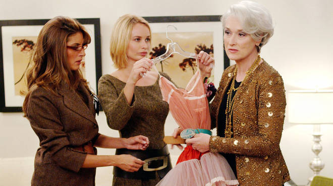 The Devil Wears Prada is being made into a musical