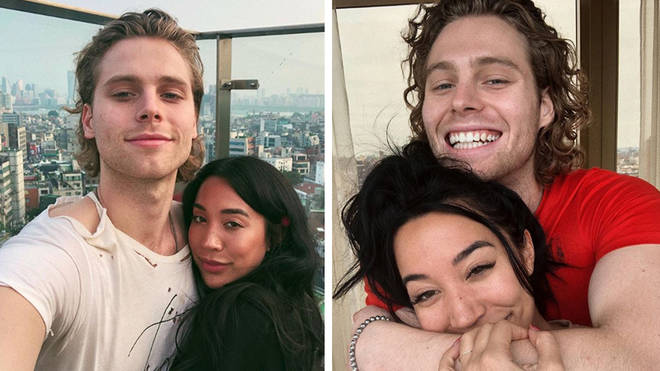 Luke Hemmings defends girlfriend Sierra Dalton against online trolls