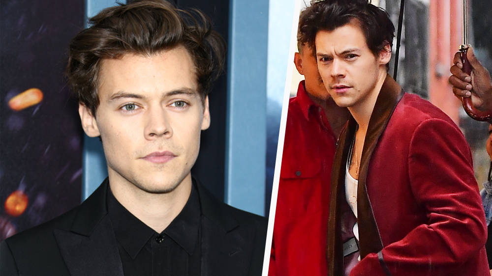 Harry Styles Sparks Dating Rumours With A Mystery Woman...But Fans Got To The Bottom Of It