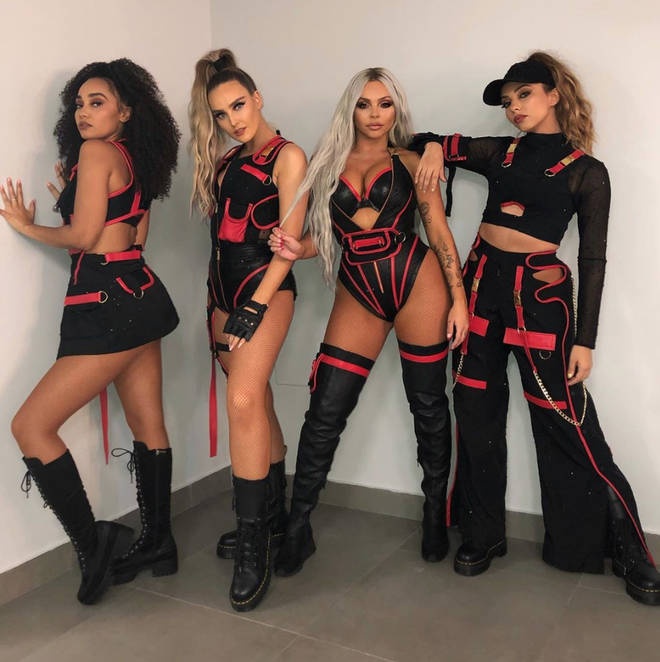 Little Mix set off on tour in September
