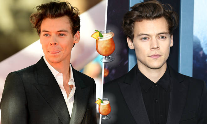 Harry Styles paid for everyone's bar tab like a true legend