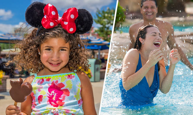 Win A Family Trip To Kissimmee, Florida And Go To Disney Every Day