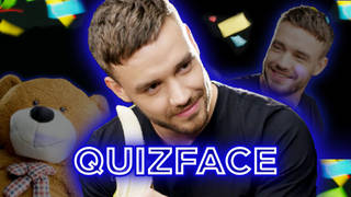 Liam Payne plays Quizface with Jimmy Hill