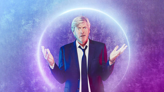 Richard Madeley has been announced for the second season of The Circle