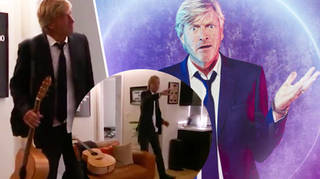 Richard Madeley has viewers in hysterics after an iconic entrance to The Circle