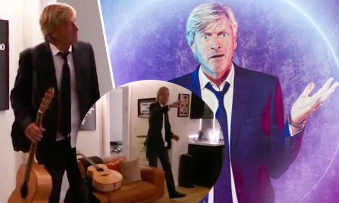 Richard Madeley branded 'real life Alan Partridge' entering The Circle