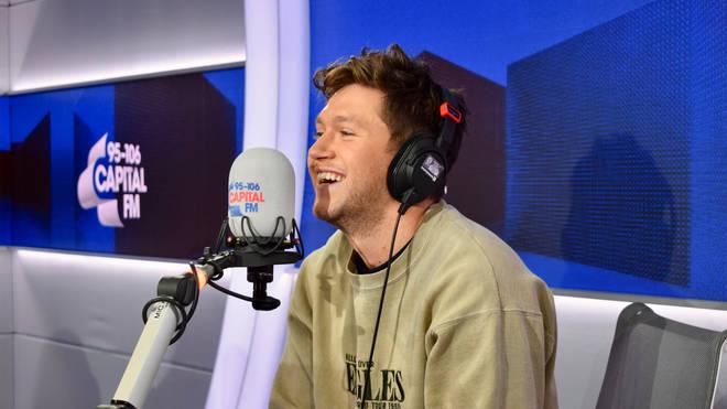 Niall Horan joined Capital Breakfast with Roman Kemp
