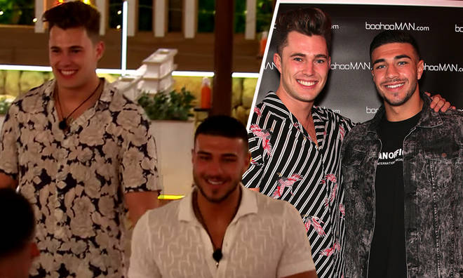 Curtis Pritchard and Tommy Fury have their own TV show coming soon