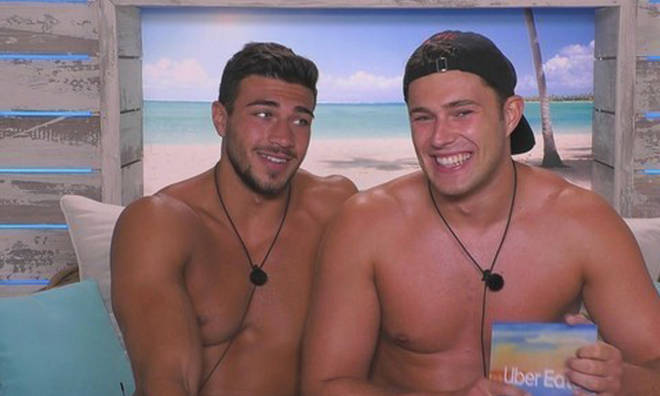 Curtis and Tommy have their own TV show coming