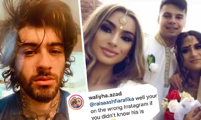 Zayn's sister hits back at trolls asking about the singer.