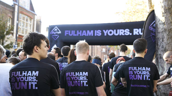 Join us for a 10k run in Fulham to raise money for charity