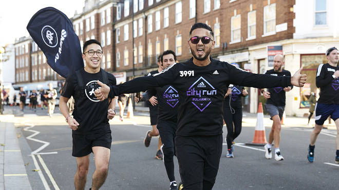 Get to know your city better with adidas City Runs!