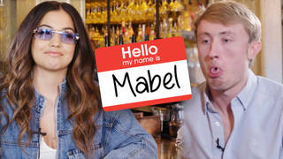Mabel goes Speed Dating with Capital Breakfast