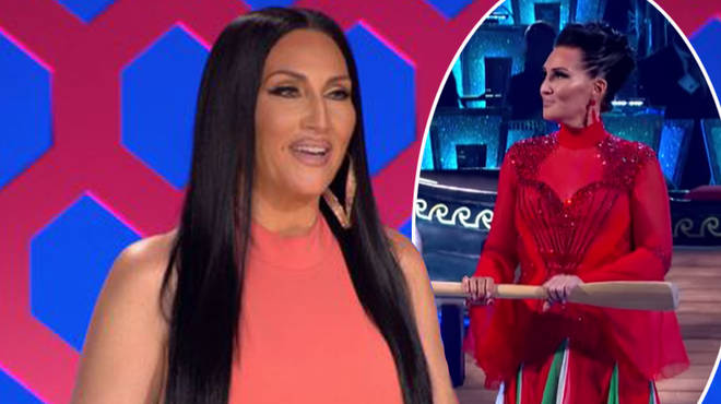 Michelle Visage is most well known for Ru Paul's Drag Race