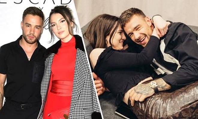 Liam Payne & Maya Henry relationship timeline