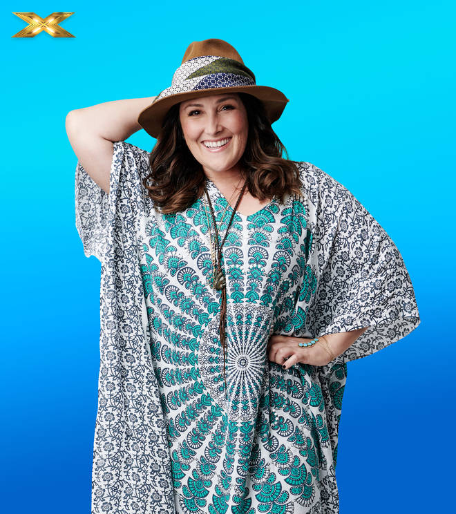 Ricki Lake is a TV talk show host
