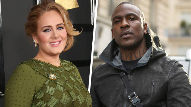 """Adele has been on a """"series of dates"""" with Skepta"""