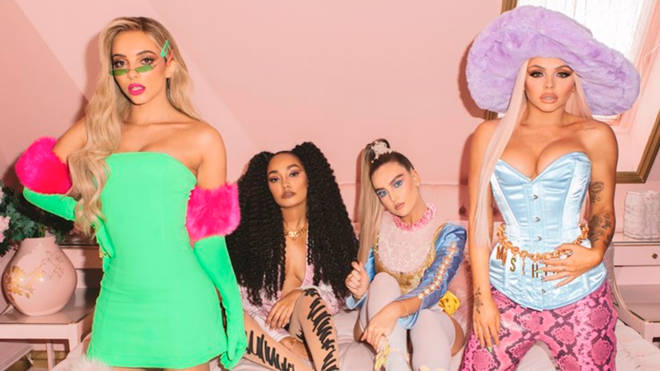 Little Mix are dropping a clothing line!