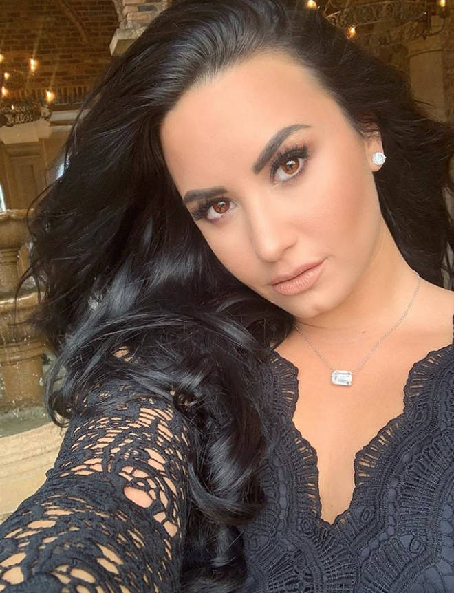 Demi Lovato caught Mike Johnson's attention over Instagram