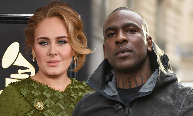Adele is said to be dating Skepta