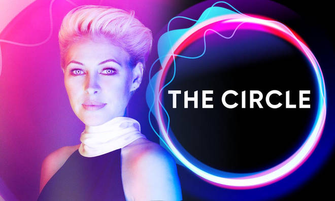 Emma Willis hosts The Circle 2019