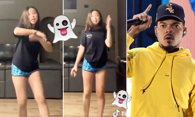 A Tik Tok ghost is terrifying the internet