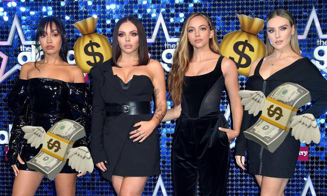Little Mix are the richest X Factor winners.