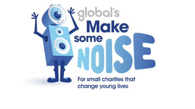 Help make a difference by donating to Make Some Noise