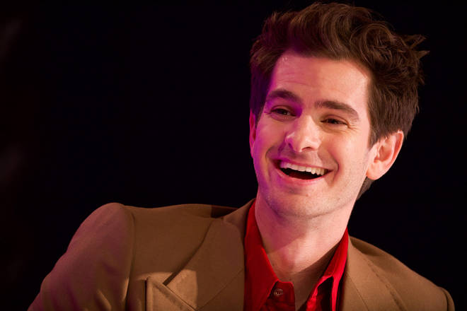 Andrew Garfield is a guest judge on RuPaul's Drag Race UK