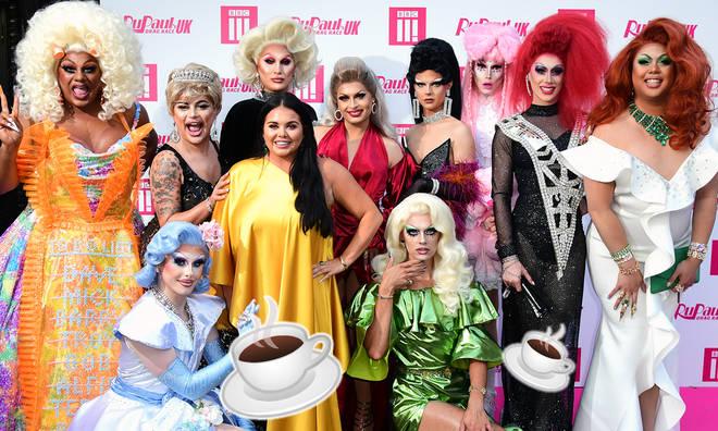Drag dictionary as RuPaul's Drag Race UK begins