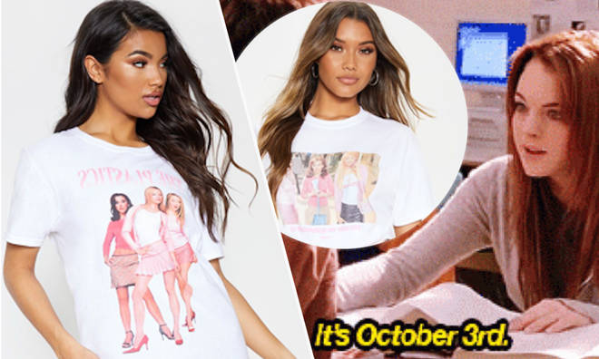 Pretty Little Thing drops Mean Girls inspired collection for October 3rd