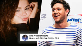 Fans are pretty excited Niall Horan & Selena Gomez are hanging out