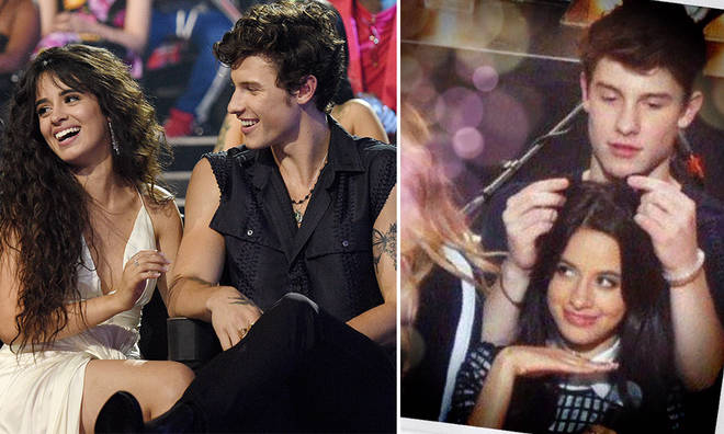 Shawn Mendes talks date nights with Camila Cabello