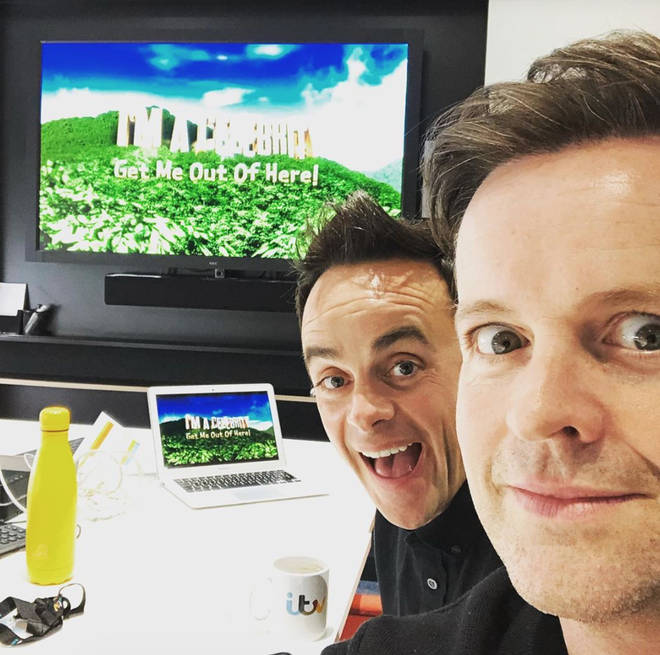 Ant and Dec knew the I'm A Celeb line-up weeks before the show is set to return
