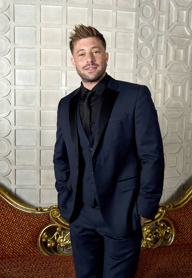 Viewers would no doubt love to have Duncan James in the jungle