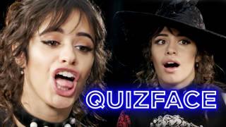 Camila Cabello takes on Quizface