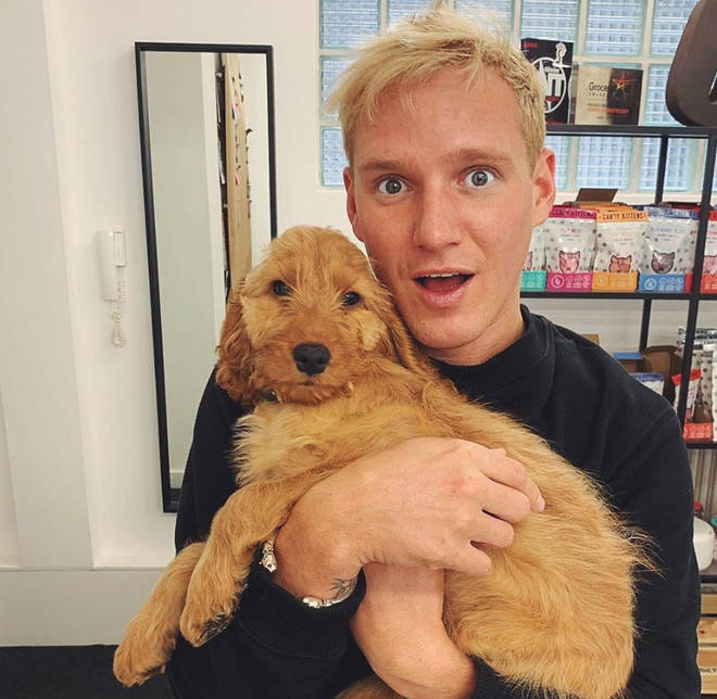 Jamie Laing wants another TV challenge after having to leave Strictly due to an injury