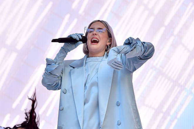Anne-Marie at Capital's Summertime Ball 2019