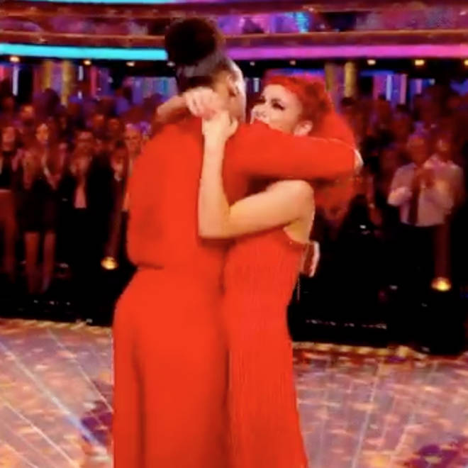 Dianne Buswell and Dev Griffin were voted off of Strictly
