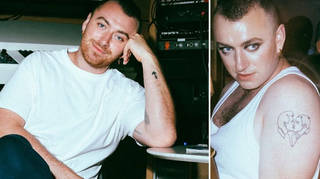 Sam Smith is living their best life.