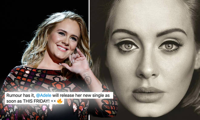 Adele is apparently releasing her new single soon