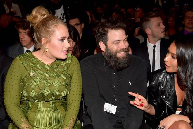 Adele and husband Simon Konecki split in April 2019